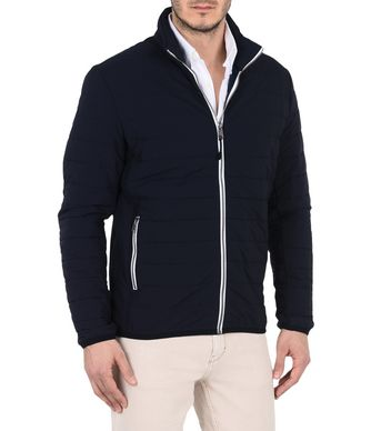 NAPAPIJRI ACALMAR COMFORT MAN PADDED JACKET,DARK BLUE