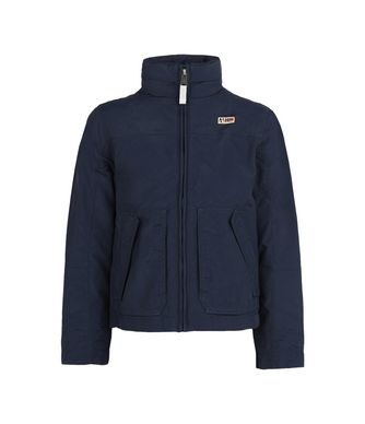 NAPAPIJRI K ALFRED JUNIOR KID SHORT JACKET,DARK BLUE