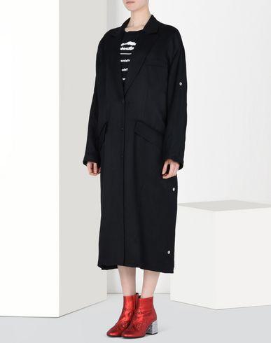 MM6 by MAISON MARGIELA Coat D Lightweight oversized coat f