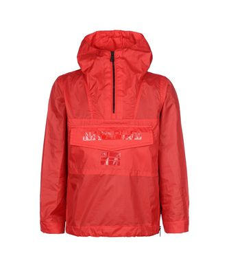 NAPAPIJRI K ASHEVILLE JUNIOR KID RAINFOREST,RED