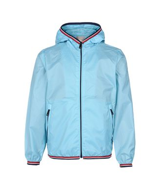 NAPAPIJRI K AUGUSTA JUNIOR KID SHORT JACKET,TURQUOISE