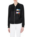 KARL LAGERFELD Embroidered Bomber 8_f