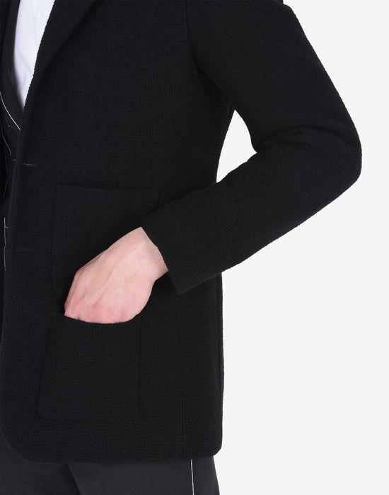MAISON MARGIELA 10 Bouclé cotton jacket Blazer U b