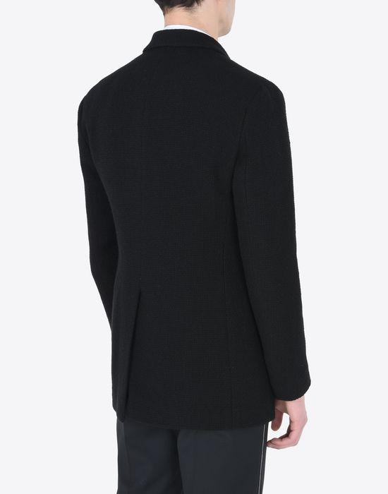 MAISON MARGIELA 10 Bouclé cotton jacket Blazer U e