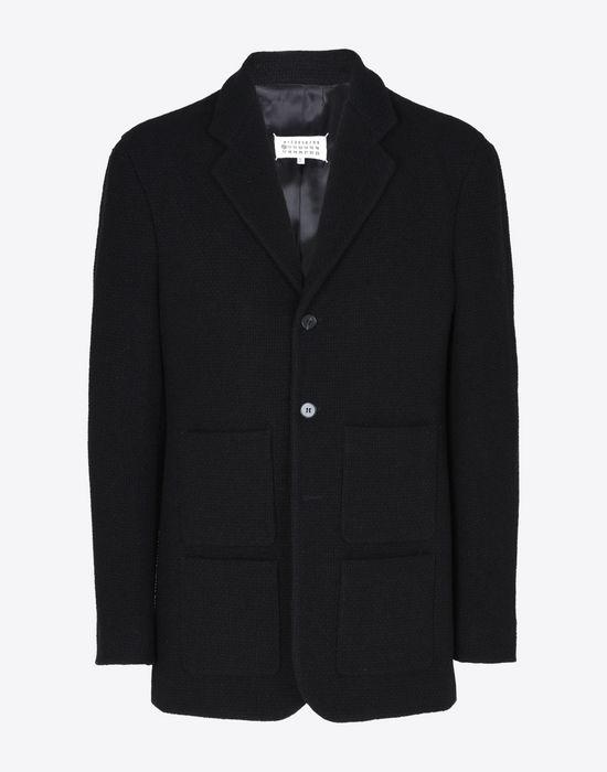 MAISON MARGIELA 10 Bouclé cotton jacket Blazer U f