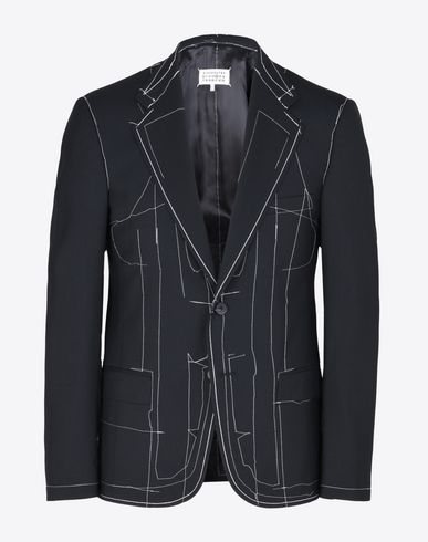 MAISON MARGIELA 14 Jacket U Construction effect jacket f