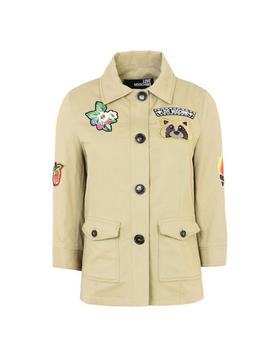 Jacket Woman LOVE MOSCHINO