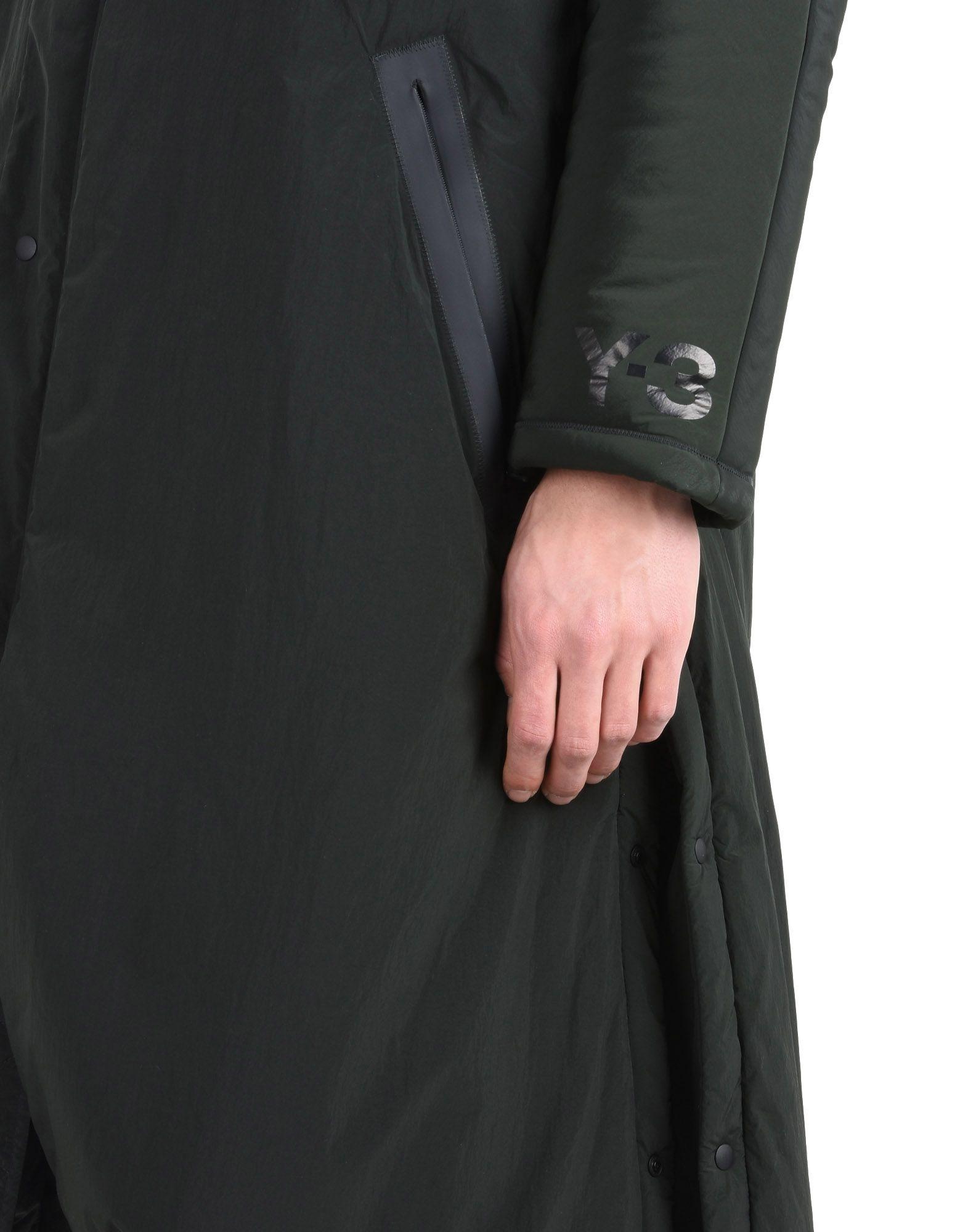 Y-3 Y-3 PADDED COAT Coat Man a