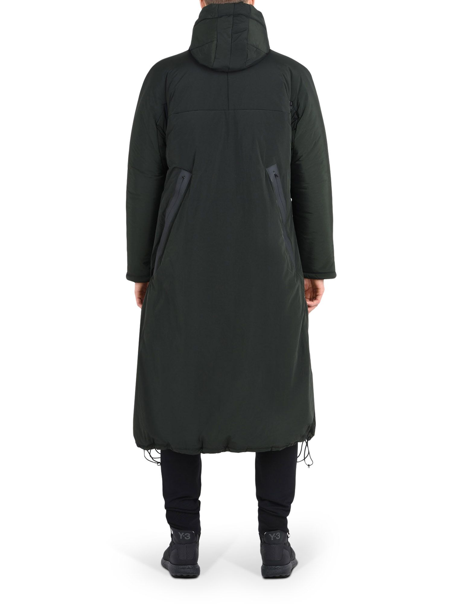 Y-3 Y-3 PADDED COAT Coat Man e