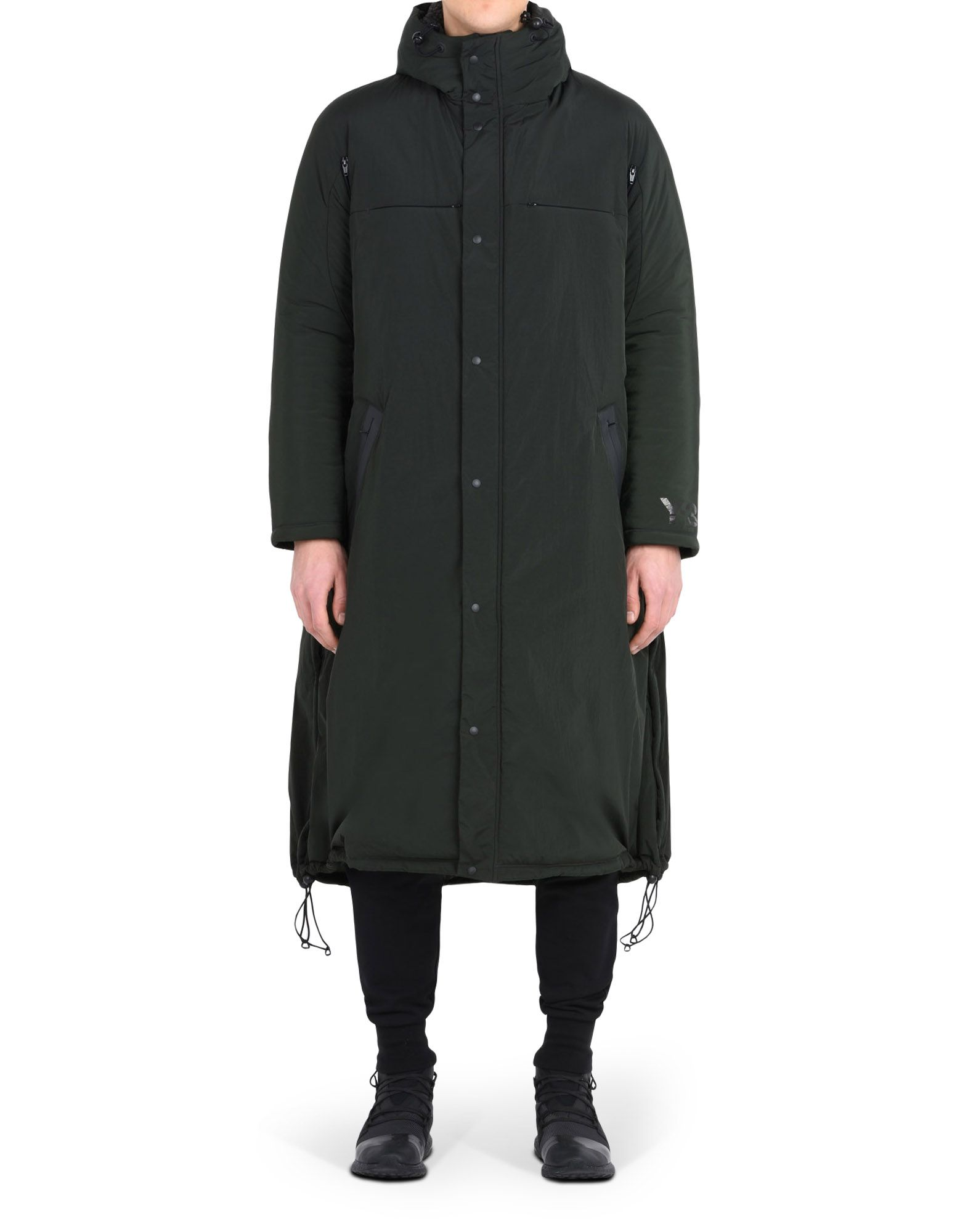 7e1afff77ba55 Y 3 PADDED COAT Coats | Adidas Y-3 Official Site