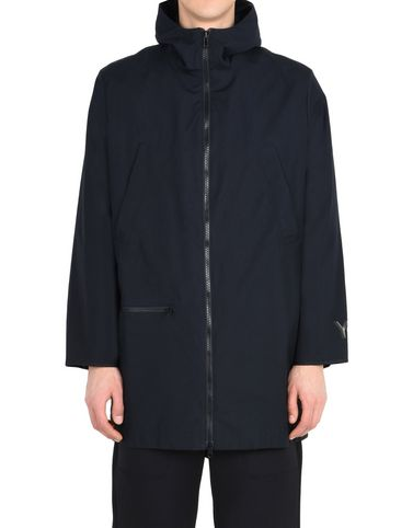 Y-3 REVERSIBLE LONG JACKET COATS & JACKETS man Y-3 adidas