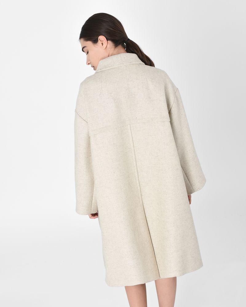7850ea9363dc Flicka oversize wool pea coat