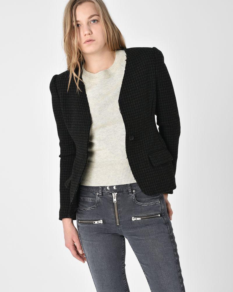 Womens wool jacket pattern