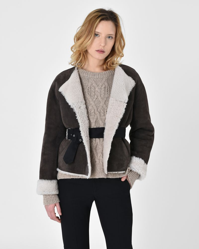 Alison Cappotto in shearling double face ISABEL MARANT