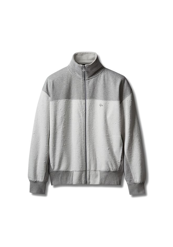 ALEXANDER WANG adidasoriginals-by-aw ADIDAS ORIGINALS BY AW INSIDE-OUT ZIP UP