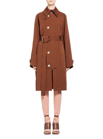 Marni Coat in bonded wool Woman