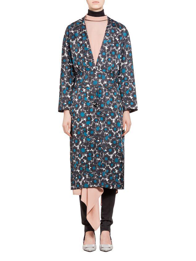 Marni Nylon coat Point Grasses Woman - 1