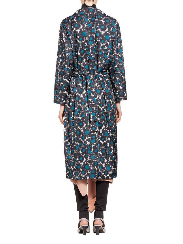 Marni Nylon coat Point Grasses Woman - 3