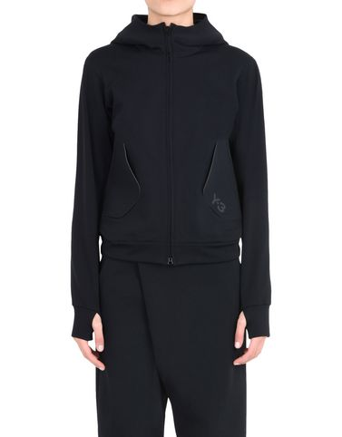Y-3 LUX HOODED JACKET COATS & JACKETS woman Y-3 adidas