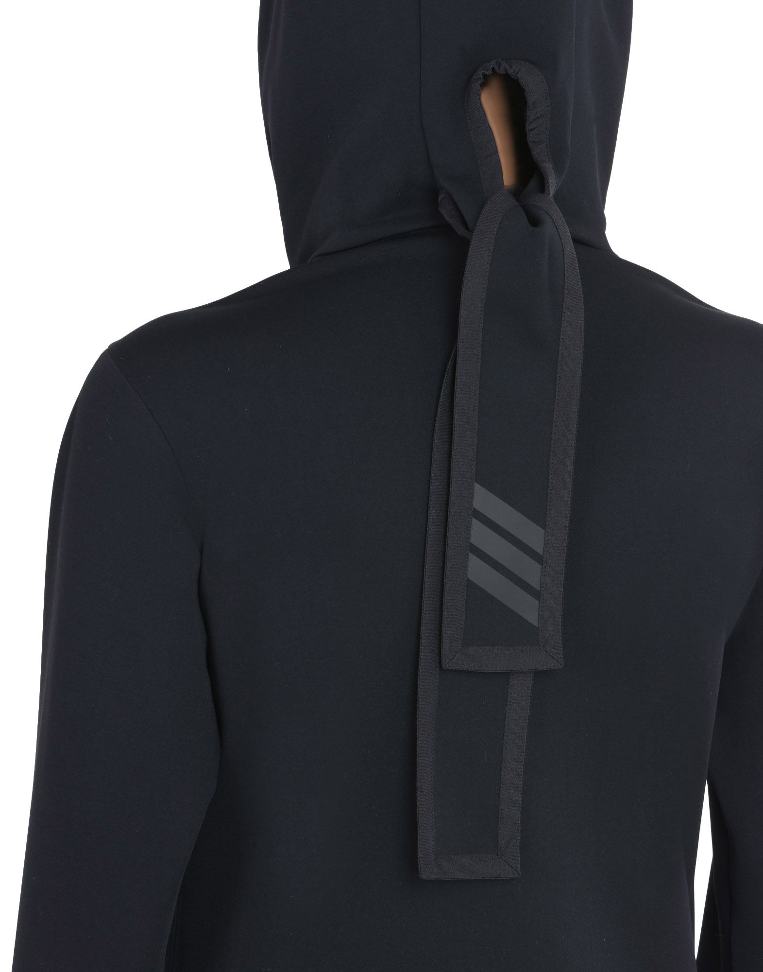 Y 3 LUX HOODED JACKET Black for Women | Adidas Y-3 Official Store