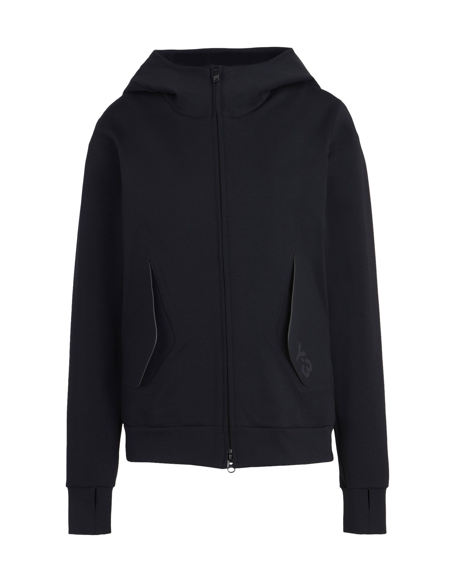 Y 3 LUX HOODED JACKET Jackets for Women | Adidas Y-3 Official Store
