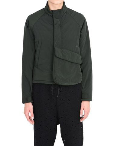 Y-3 PADDED SHORT JACKET COATS & JACKETS woman Y-3 adidas