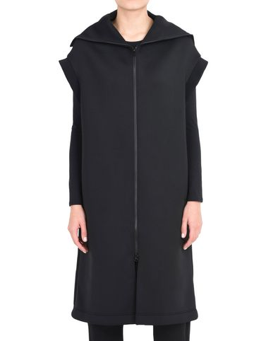 Y-3 LONG VEST COATS & JACKETS woman Y-3 adidas