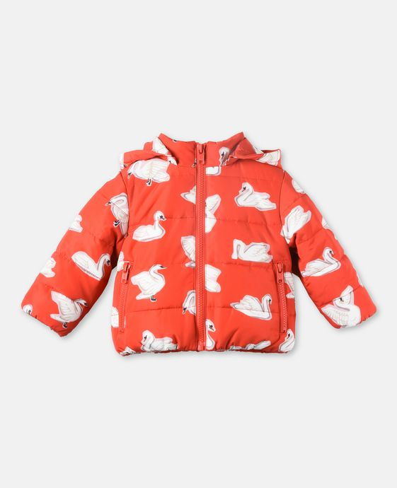 Hubert Red Swan Jacket