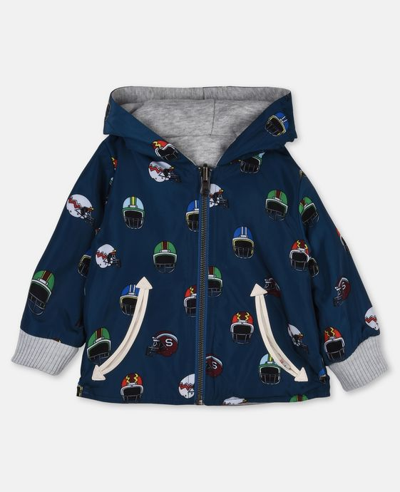 Rookie Reversible Print Jacket
