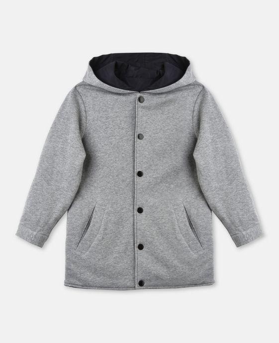 Obie Reversible Owl Print Jacket