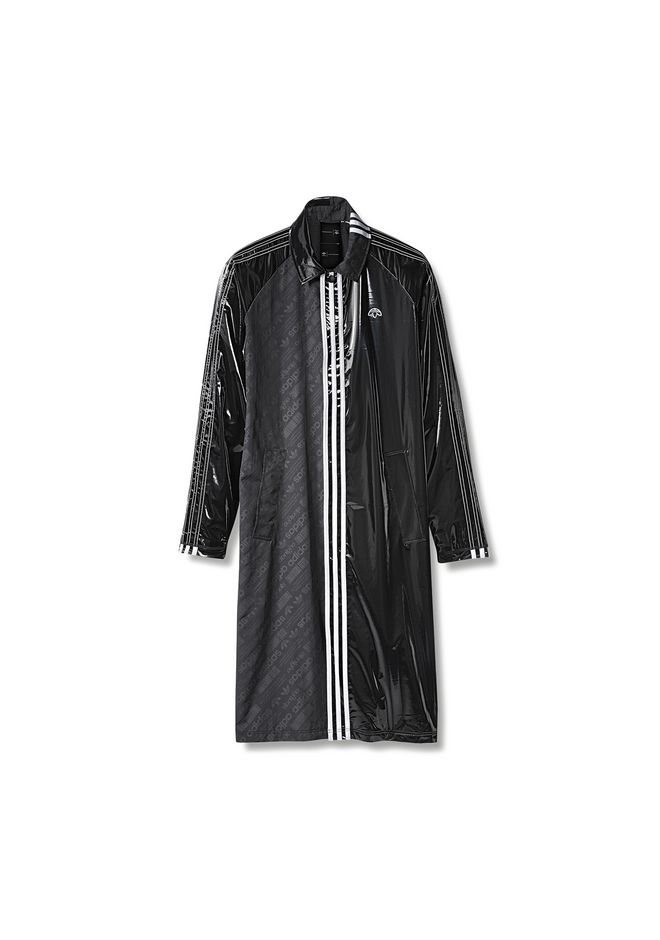 ALEXANDER WANG adidasoriginals-aw ADIDAS ORIGINALS BY AW PATCH COAT