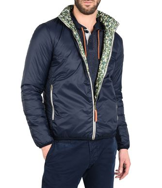 NAPAPIJRI ARIN MAN SHORT JACKET,DARK BLUE