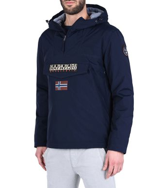 NAPAPIJRI RAINFOREST WINTER HOMME RAINFOREST,BLEU FONCÉ