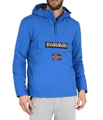 NAPAPIJRI RAINFOREST WINTER HOMME RAINFOREST,BLEU