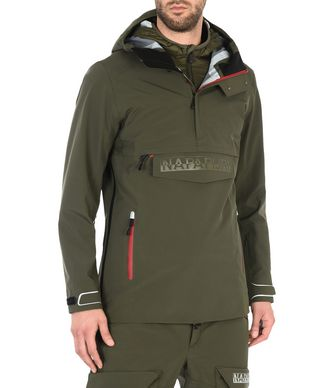 NAPAPIJRI RAINFOREST 3IN1 SKI MAN RAINFOREST,MILITARY GREEN