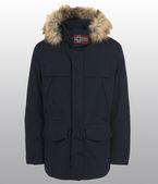 NAPAPIJRI Parka U SUPERLIGHT SKIDOO FAUX FUR a