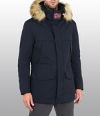NAPAPIJRI Parka Man SUPERLIGHT SKIDOO ECO FUR f