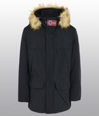 NAPAPIJRI Parka Man SUPERLIGHT SKIDOO ECO FUR a