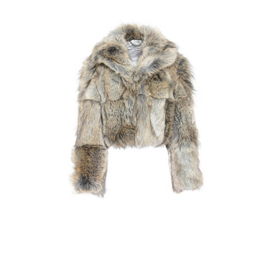 Fur Free Fur Masha Jacket