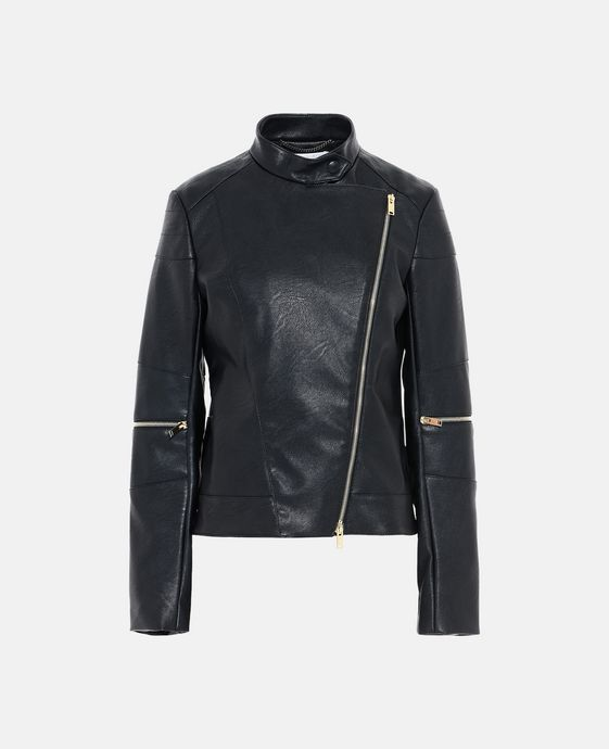 Victoire Skin Free Skin Leather Jacket