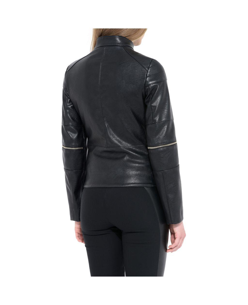 Victoire Skin Free Skin Leather Jacket - STELLA MCCARTNEY