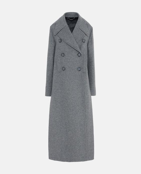 Grey Edwina Coat