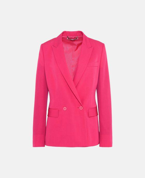 Hot Pink Dahlia Jacket