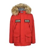 NAPAPIJRI Skidoo Man K SKIDOO OPEN LONG FAUX FUR KID f