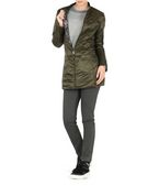 NAPAPIJRI APHIRA LONG REVERSIBLE Long jacket Woman r