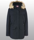 NAPAPIJRI Parka D SUPERLIGHT SKIDOO ECO FUR a