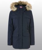 NAPAPIJRI Parka D SUPERLIGHT SKIDOO WOMAN FAUX FUR a