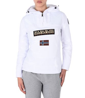 NAPAPIJRI RAINFOREST WOMAN WINTER WOMAN RAINFOREST,WHITE