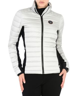 NAPAPIJRI ARMAG PACKABLE 2IN1 WOMAN SHORT JACKET,GREY