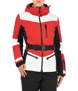 NAPAPIJRI CLOE WOMAN SKI JACKET,RED